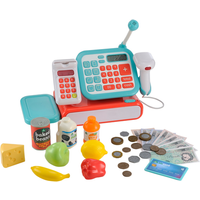 Early Learning Centre Cash Register - Blue - Learning Gifts