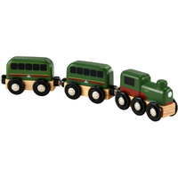 Big City Wooden Steam Train - Train Gifts