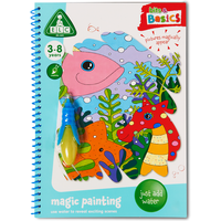 Early Learning Centre Magic Painting Book - Magic Gifts