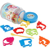 Early Learning Centre Soft Stuff Animals of the World Cutters - Stuff Gifts