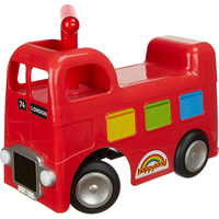 Happyland Ride On Bus - Ride On Gifts