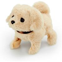 Pitter Patter Pets Playful Puppy Pal - Cream Labrador - Labrador Gifts