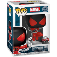 Funko Pop! Marvel: 80th Anniversary - Scarlet Spider (Kaine Parker) Bobble-Head - Bobblehead Gifts