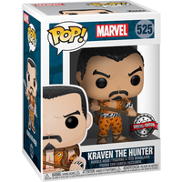 Funko Pop! Marvel: 80th Anniversary - Kraven The Hunter Bobble-Head - The Entertainer Gifts