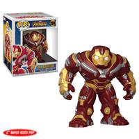 Funko Pop! Marvel: Infinity War - 15cm Hulk Buster - Hulk Gifts