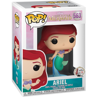 Funko Pop! Disney: The Little Mermaid - Ariel and Bag