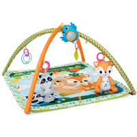 Chicco 76x76cm Forest Baby Activity Gym Mat