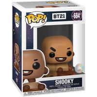 Funko Pop! Rocks: BT21 - Shooky