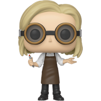 Funko Pop! Television: Dr Who - Thirteenth With Goggles - Television Gifts