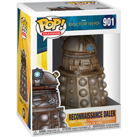 Funko Pop! Television: Dr Who - Reconnaissance Dalek - Television Gifts