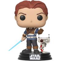 Funko Pop! Games: Star Wars Jedi Fallen Order - Cal Kestis and BD-1 - Games Gifts