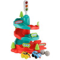 Early Learning Centre Whizz World Lights and Sounds Mountain Set - Early Learning Centre Gifts