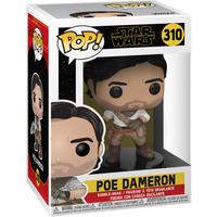 Funko Pop! Movies: Star Wars The Rise of Skywalker - Poe Dameron Bobble-Head - Thetoyshopcom Gifts