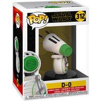 Funko Pop! Movies: Star Wars The Rise of Skywalker - D-0 Bobble-Head - Thetoyshopcom Gifts