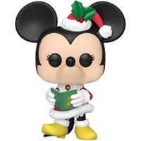 Funko Pop! Disney: Christmas Minnie Mouse