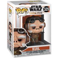 Funko Pop! Star Wars: The Mandalorian - Kuiil Bobble-Head