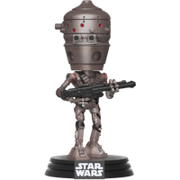Funko Pop! Television: Star Wars The Mandalorian - IG-11 - The Entertainer Gifts