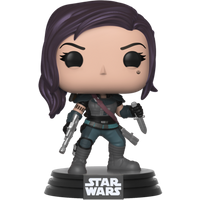 Funko Pop! Television: Stars Wars The Mandalorian - Cara Dune - The Entertainer Gifts