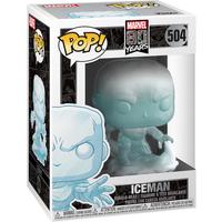 Funko Pop! Marvel: 80th Anniversary - Iceman Bobble-Head - Bobblehead Gifts