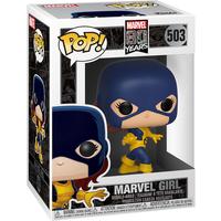 'Funko Pop! Marvel: 80th Anniversary - Marvel Girl Bobble-head