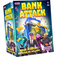 Bank Attack Electronic Game - Electronic Gifts
