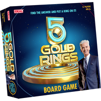 Five Gold Rings Board Game - Board Game Gifts
