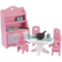 Rosebud House Dining Room Set - Dining Gifts