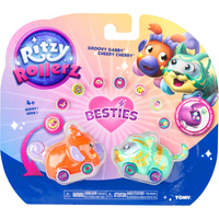 Ritzy Rollerz Besties - Groovy Gabby and Cheery Cherry - The Entertainer Gifts