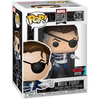 Funko Pop! Marvel: 80th Anniversary - First Appearance Nick Fury (UK Exclusive)