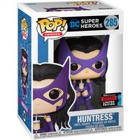Funko Pop! DC Comics: Huntress (UK Exclusive)