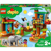 LEGO Duplo Town Tropical Island - 10906 - Duplo Gifts