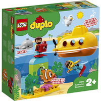 Lego Duplo Submarine Adventure Bath Toy - 10910 - Duplo Gifts