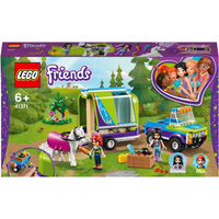 LEGO Friends Mia's Horse Trailer - 41371 - Horse Gifts