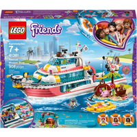 LEGO Friends Rescue Mission Boat - 41381 - Lego Friends Gifts