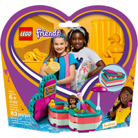 LEGO Friends Andrea's Summer Heart Box - 41384 - Summer Gifts