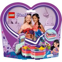 LEGO Friends Emma's Summer Heart Box - 41385 - Summer Gifts