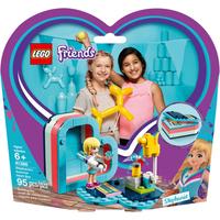 LEGO Friends Stephanie's Summer Heart Box - 41386 - Summer Gifts