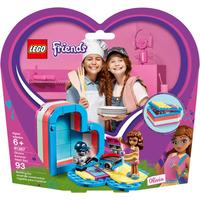 LEGO Friends Olivia's Summer Heart Box - 41387 - Summer Gifts