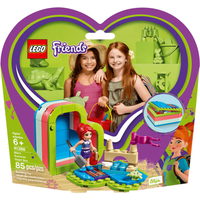 LEGO Friends Mia's Summer Heart Box - 41388 - Summer Gifts