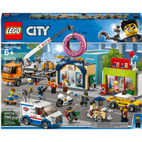 LEGO City Town Donut Shop Opening - 60233 - Shop Gifts