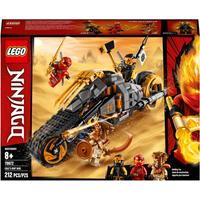 LEGO Ninjago Cole's Dirt Ninja Motorbike - 70672 - Motorbike Gifts