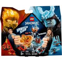 LEGO Ninjago Spinjitzu Slam-Kai vs. Samurai Ninja - 70684 - Ninja Gifts