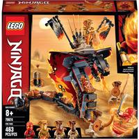LEGO Ninjago Fire Fang - 70674