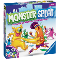 Ravensburger Monster Splat - The Frenzied Fast-Reaction Game - Ravensburger Gifts