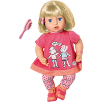 Baby Annabell Talk Back Julia 43cm Doll - Doll Gifts