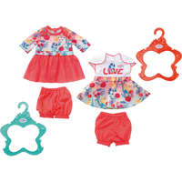 BABY Born Trend Baby Dresses for 43cm Doll - Baby Born Gifts