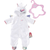 BABY Born Onesie Unicorn for 43cm Doll - Baby Born Gifts