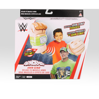 WWE Airnormous John Cena Muscle Arms - Deluxe FX