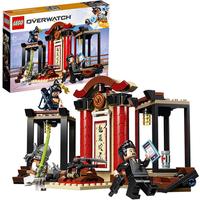 LEGO Overwatch Hanzo and Genji Building Kit - 75971