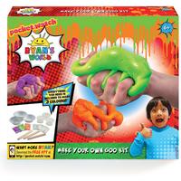 Ryan's World Make Your Own Goo Kit